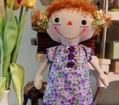 Другие куклы - Рыжуля
