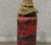 Декоративные бутылки - Декоративная бутылка «Сафари»
