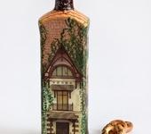 Декоративная посуда - Декор бутылок в подарок