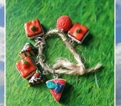 Бусины - Подвески - сладкая миниатюра