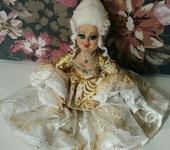 """Другие куклы - Будуарная кукла """"Веселая Императрица"""""""