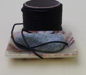 Фурнитура для бижутерии - Каучуковый шнур 10м