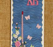 Открытки - Пасхальная открытка ручной работы