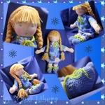 Вальдорфские куклы - Василиска