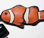 Брелоки - рыбка клоун