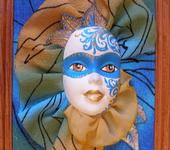 Интерьерные маски - Декоративная маска