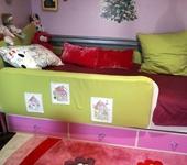Подушки, одеяла, покрывала - Подушки-бортики в детскую кроватку